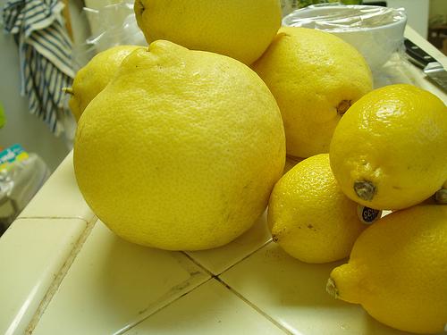Big lemons