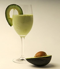 Avocado smoothie vietnamese