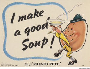 happy potato boy