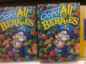 All Berries?