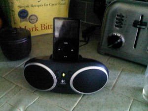 new iPod speakers