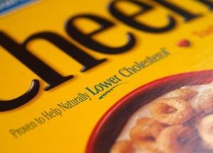 Cheerio's box