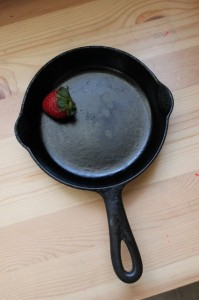 Griswold cast iron skillet #3