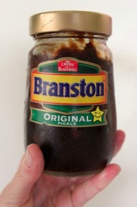 Branston Pickle