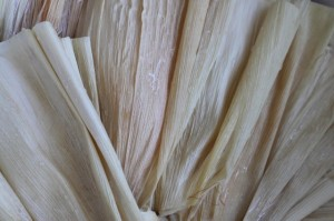corn husks for tamales