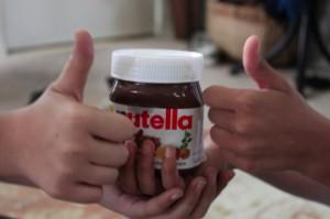 Nutella wins the taste test