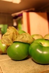 Los tomatillos