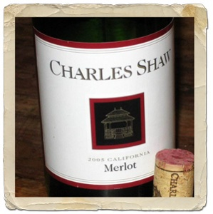 Charles Shaw merlot