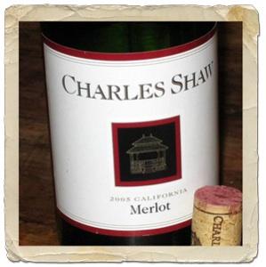 Charles Shaw merlot