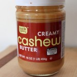 Read Cashew butter: Make it or buy it?