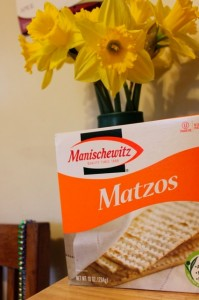matzo and daffs