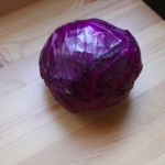 Read The Good Crunch: Red Cabbage Salad with apples, walnuts and feta