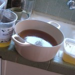 Read Chicken stock for beginners