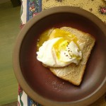 Read Dumb luck poached eggs