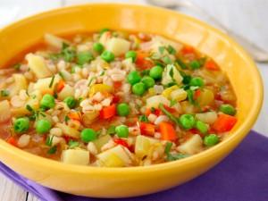 'Tis the season...for soup