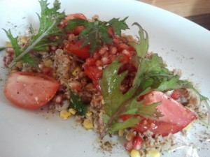 Bulghur salad Farmshop LA