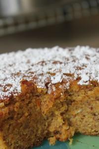 almond orange cake
