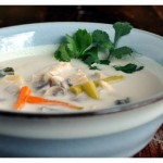 Read Souper Bowl Special: Tom Kha Gai soup