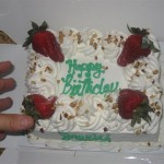 Read How not to cut a birthday cake